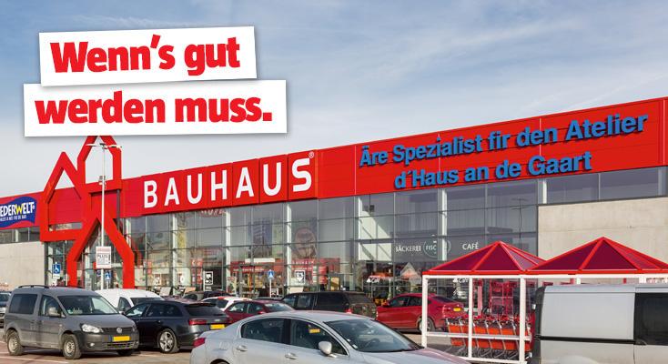 Auto Kühlschrank Bauhaus : Bauhaus der spezialist für werkstatt haus und garten bauhaus